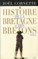 Couverture Histoire de la Bretagne et des Bretons, tome 2 Editions Seuil 2005