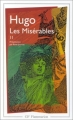 Couverture Les Misérables (3 tomes), tome 2 Editions Flammarion 1993