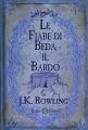 Couverture Les contes de Beedle le barde Editions Salani 2014
