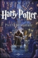 Couverture Harry Potter, tome 1 : Harry Potter à l'école des sorciers Editions Salani 2014
