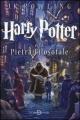 Couverture Harry Potter, tome 1 : Harry Potter à l'école des sorciers Editions Salani 2014
