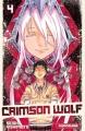Couverture Crimson wolf, tome 4 Editions Kurokawa (Shônen) 2015