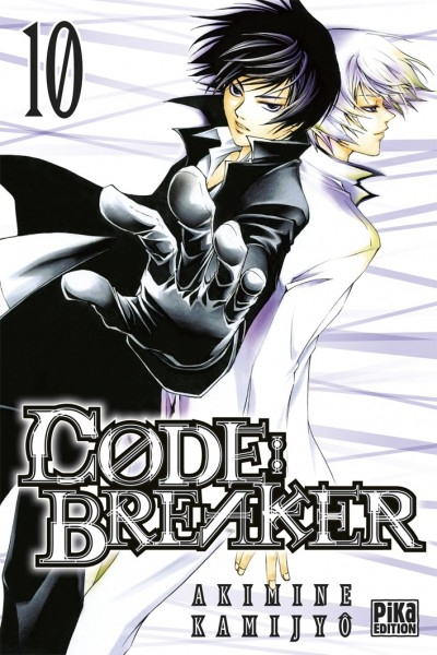 Couverture Code : Breaker, tome 10