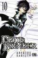 Couverture Code : Breaker, tome 10 Editions Pika (Shônen) 2012