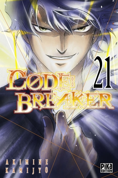 Couverture Code : Breaker, tome 21