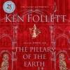 Couverture Les piliers de la terre Editions Macmillan 2010