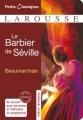 Couverture Le Barbier de Séville Editions Larousse (Petits classiques) 2011