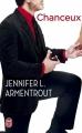 Couverture Jeu de Patience, tome 2.5 : Chanceux Editions J'ai lu (Pour elle) 2015