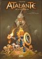 Couverture Atalante : La légende, tome 06 : Le labyrinthe d'Hadès Editions Soleil 2013