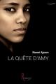Couverture La Quête d'Amy Editions de la Rémanence 2014