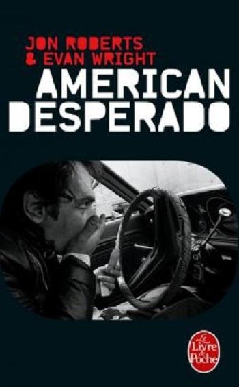 Couverture American desperado