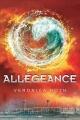 Couverture Divergent / Divergente / Divergence, tome 3 : Allégeance / Au-delà du mur Editions AdA 2014