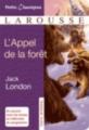 Couverture L'appel de la forêt / L'appel sauvage Editions Larousse (Petits classiques) 2013