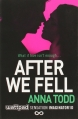 Couverture After, tome 3 : After we fell / La chute Editions S&S 2015