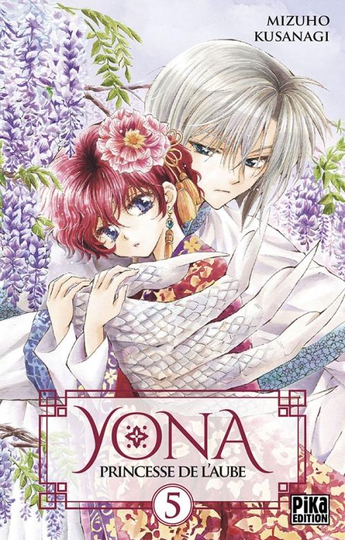 Couverture Yona, princesse de l'aube, tome 05
