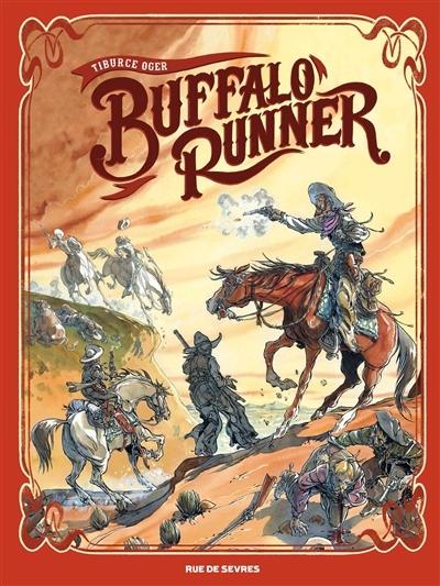 Couverture Buffalo Runner