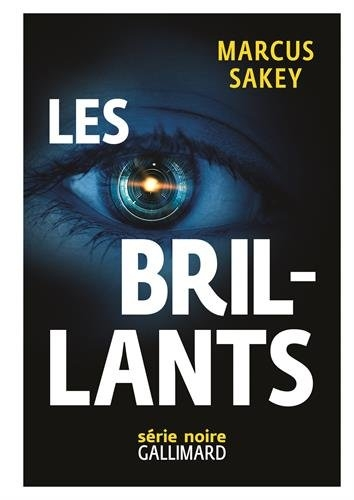 Couverture Les Brillants
