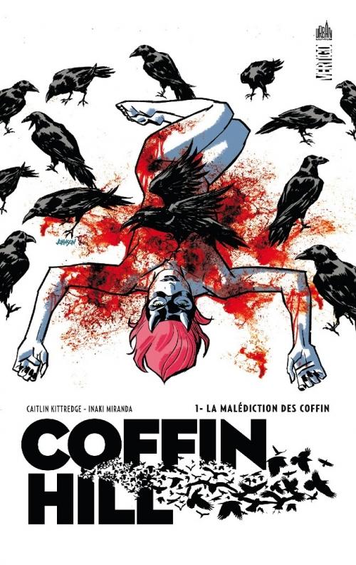Couverture Coffin Hill, tome 1 : La malédiction des Coffin