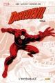 Couverture Daredevil, intégrale, tome 02 : 1966 Editions Panini (Marvel Classic) 2015