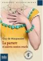 Couverture La parure et autres contes cruels Editions Folio  (Junior) 2014