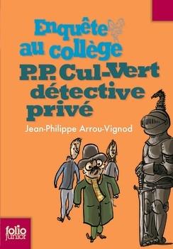 Couverture P.P. Cul-Vert détective privé