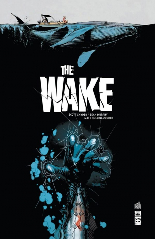 Couverture The Wake