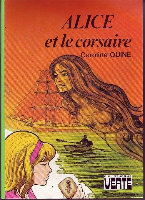 Couverture Alice et le corsaire