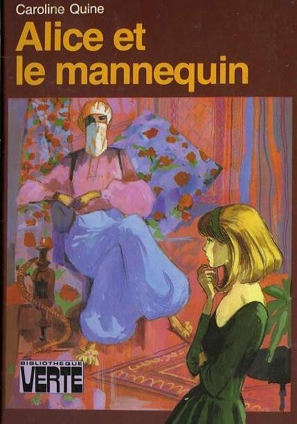 Couverture Alice et le mannequin
