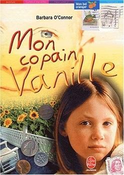 Couverture Mon copain Vanille