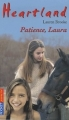 Couverture Heartland, tome 28 : Patience, Laura Editions Pocket (Jeunesse) 2007