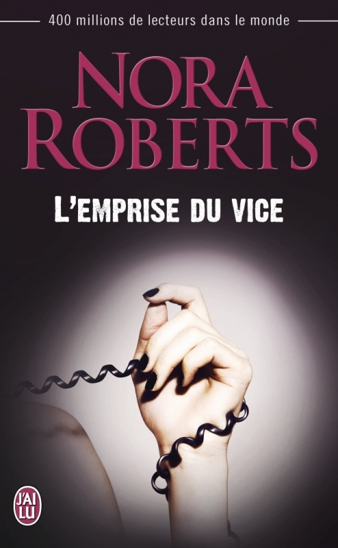 Couverture L'emprise du vice