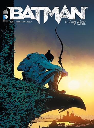 Couverture Batman (Renaissance), tome 05 : L'An Zéro, partie 2