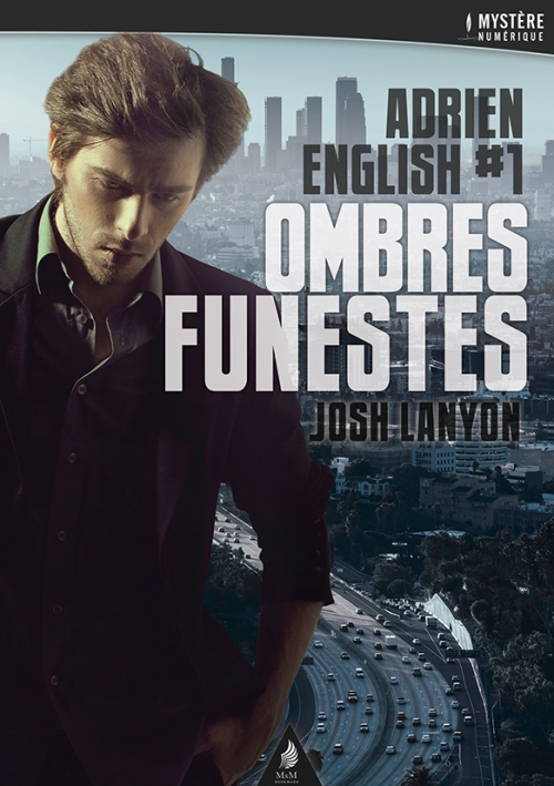 Couverture Adrien English, tome 1 : Ombres funestes