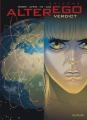 Couverture Alter Ego : Verdict Editions Dupuis 2014