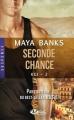 Couverture KGI, tome 02 : Seconde chance Editions Milady (Romance - Suspense) 2014