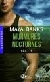 Couverture KGI, tome 04 : Murmures nocturnes Editions Milady (Romance - Suspense) 2014