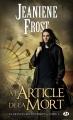 Couverture Le prince des ténèbres, tome 2 : À l'article de la mort Editions Milady (Bit-lit) 2014