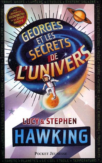 Couverture Georges et les secrets de l'univers