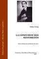 Couverture La confusion des sentiments Editions Ebooks libres et gratuits 2014