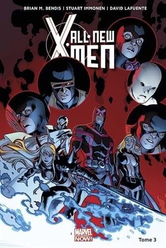 Couverture All-New X-Men (Marvel Now), tome 3 : X-Men Vs. X-Men