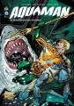 Couverture Aquaman (Renaissance), tome 4 : Tempête en eau trouble Editions Urban Comics (DC Renaissance) 2015
