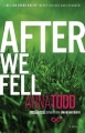 Couverture After, tome 3 : After we fell / La chute Editions Gallery Books 2014