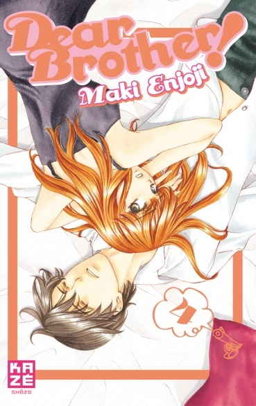 Couverture Dear Brother !, tome 4