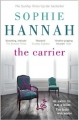 Couverture The Carrier Editions Hodder 2013