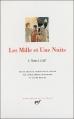 Couverture Les mille et une nuits, tome 1 Editions Gallimard  (Bibliothèque de la pléiade) 2005