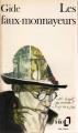 Couverture Les Faux-monnayeurs Editions Folio  1972