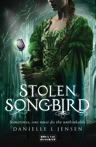 Couverture The Malediction Trilogy, book 1: Stolen Songbird