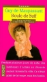 Couverture Boule de suif Editions Pocket (Classiques) 1998