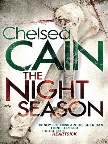 Couverture Gretchen Lowell, book 4: The Night Season