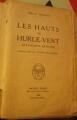 Couverture Les hauts de Hurle-Vent / Les hauts de Hurlevent / Hurlevent / Hurlevent des morts / Hurlemont Editions Payot 1942